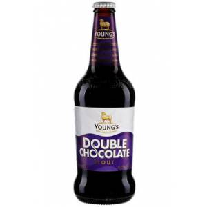 Young's - Double Chocolate 0,5l ÜVEG
