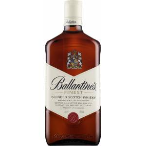 Ballantine's Finest whisky 1l