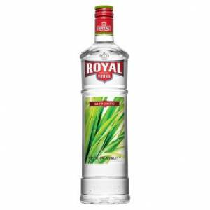 Royal Vodka Citromfű 0,5l