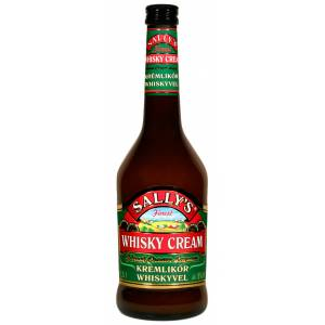 Sally's Whisky Cream krémlikőr 0,5l