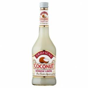 Tropical Coconut (kókusz) likőr 0,5l