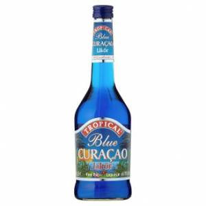 Tropical Blue Curacao likőr 0,5l