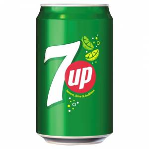 7UP 0,33l CAN