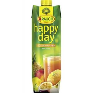 Happy Day Multivitamin 100% 1l