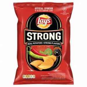Lays Strong Chilli&Lime 65g