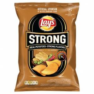 Lays Strong Jalapeno&Sajt 65g