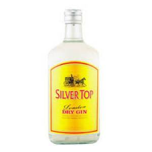Silver Top London Dry Gin 0,7l