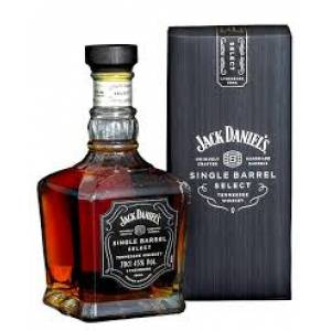 Jack Daniel's Single Barrel 0,7l PDD.