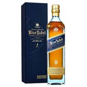 Johnnie Walker Blue 0,7l PDD.