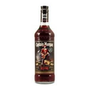 Captain Morgan Black 0,7l