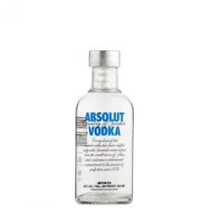 Absolut Blue 0,2l