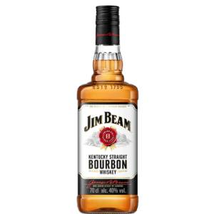 Jim Beam whiskey 0,7l