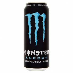Monster Energy Absolutly Zero 0.5l