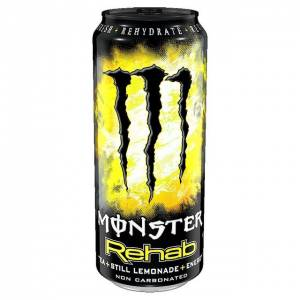 Monster Energy Rehab 0.5l