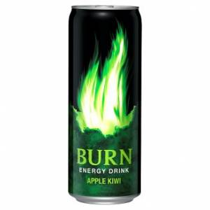 Burn Energy Drink apple-kiwi 0.25l