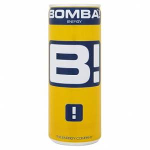 Bomba Energy Drink Original dobozos 0.25l