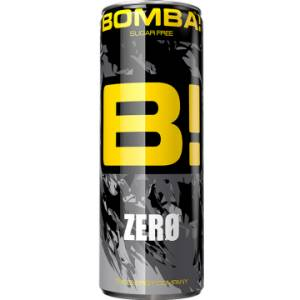 Bomba Energy Drink Zero 0.25l