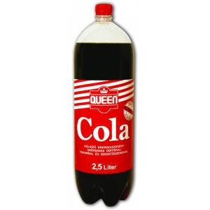 Queen Cola 2.5l PET