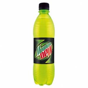 Mountein Dew 0.5l Pet