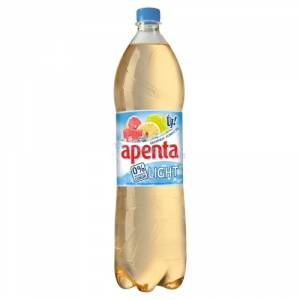 Apenta Grapefruit-Pomelo Light 1.5l Pet