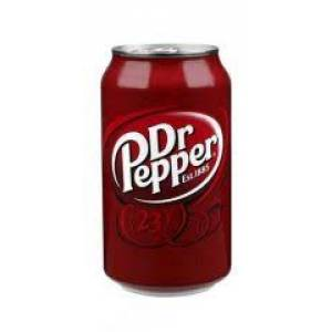 Dr. Pepper 0,33L CAN
