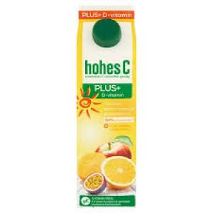 Hohes C Plus D Vitamin 1l