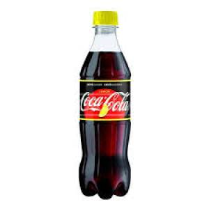 Coca Cola ZERO Citrom 0,5l PET